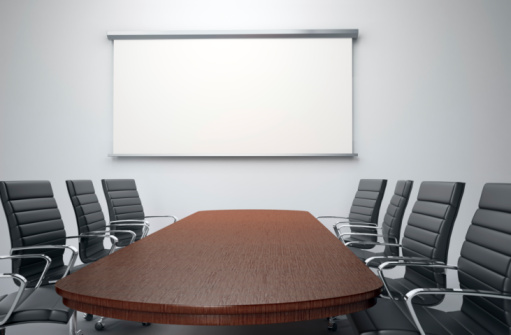 Build Your Own Projection Screen 171 Projector Meetings